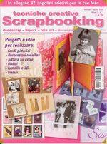 Vuoi imparare lo scrapbooking? Niente paura ci sono le riviste – II puntata