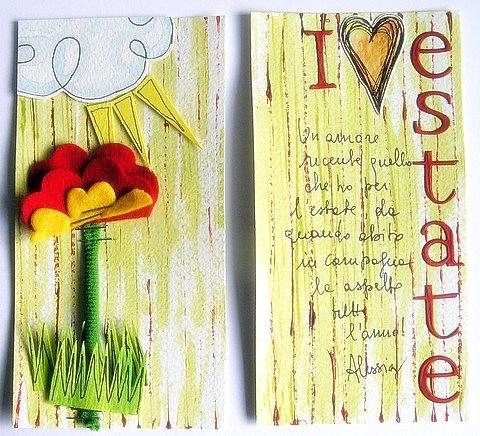 I love estate, SJ per Daniela