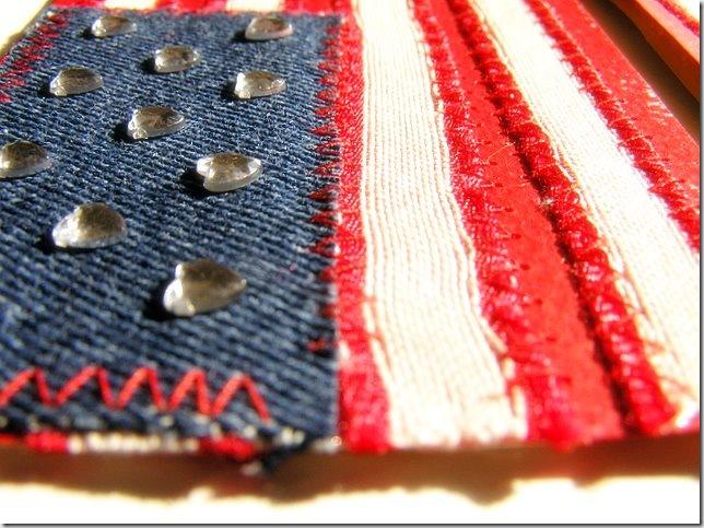 US dream - closeup