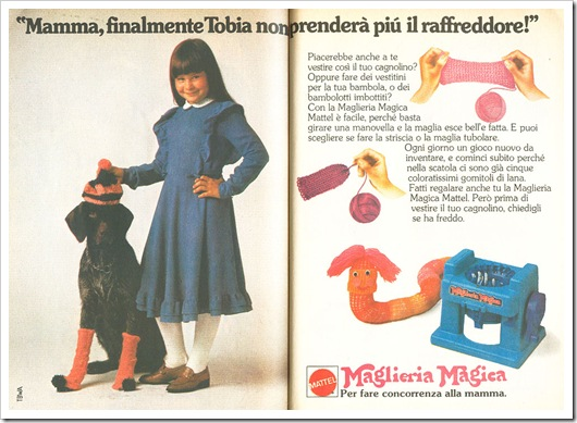 maglieria magica