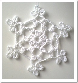 Snowflakes a Crochet, ancora idee