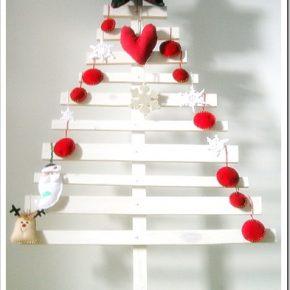 """Aggiornamenti albero di Natale """"shabby"""""""