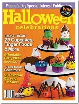 Mi sono comprata due riviste (digitali) su Halloween!