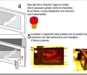 [TUTORIAL] Creare con i bambini: il forno a microonde