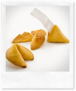 biscottini della fortuna