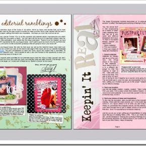 Due belle riviste online (ezine) su scrapbooking & crafting