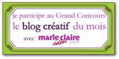 Grande Concorso di Marie Claire Idees, partecipo anch'io