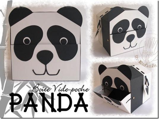 la scatola panda