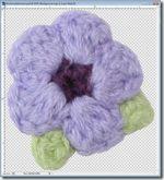 Crochet embellishment, lo scrapbooking e l'uncinetto…