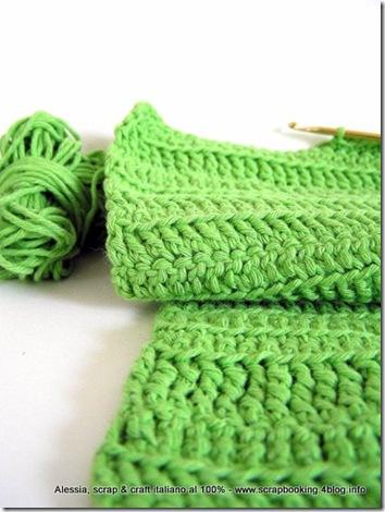 Crochet verdolino, lavori in corso…