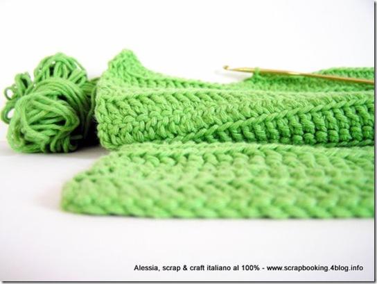 crochet, lavori in corso...