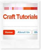Craft Tutorials punto net, un blog tutto di tutorial...