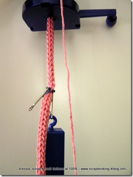 [TUTORIAL] Come mettere il peso quando si fa il tricotin