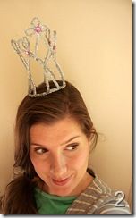pipe cleaner tiara, whimsylove