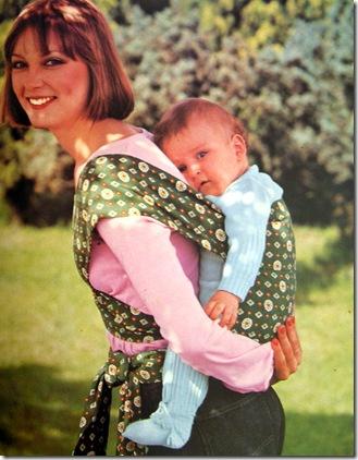 cucito: fare il MEI TAI o sacco porta-bebè