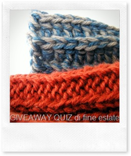 Giveaway Quiz di fine estate!