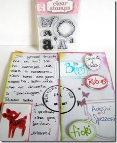 le pagine di Tatiana per il mio SJ