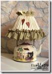 la lampada-teiera di Fiore