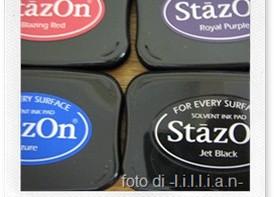 Stamping & Scrap: pulire i timbri dallo StazOn, cleaner DIY
