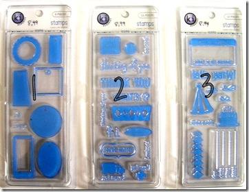 vai set di timbri in resina KI memories - 5 euro cad. (2-3 pezzi per tipo)