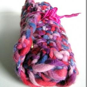 Porta uncinetti [crochet hook case] a crochet!