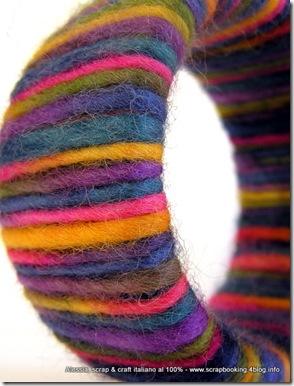 Wool Bangle Fall