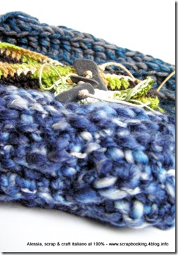 alcuni lavori in corso, crochet e bijoux