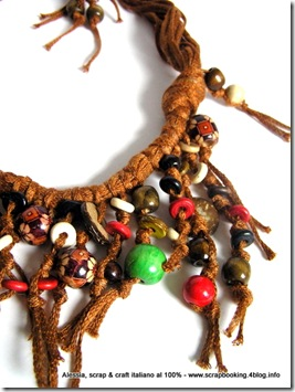 Natural Coconut Necklace 2
