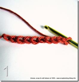 [TUTORIAL] Scuola di uncinetto per negati: la maglia bassa