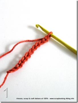 [TUTORIAL] Scuola di uncinetto per negati: la maglia alta