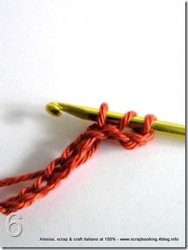 scuola di uncinetto per negati: la maglia bassa