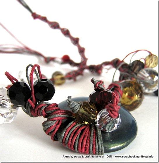 Paper and More Necklace
