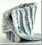 Regali di Natale a crochet: offertissima Scaldacollo
