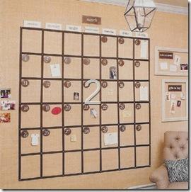DIY_wall_calendar