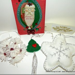 Swap di Natale di Mammafelice, arrivati i miei tesori…