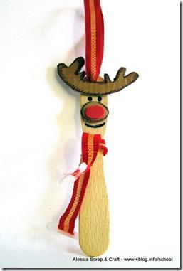 Lavoretti Di Natale Le Renne Eco Chic Craft Christmas Con I