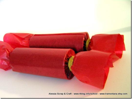 """Decorazioni per capodanno: tanti """"crackers"""" anglosassoni sulla tavola di San silvestro"""