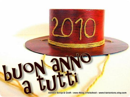 1 gennaio 2010, buon anno a tutti!