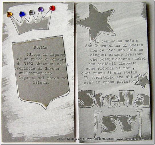 Stella (SV), le pagine per lo Star Journal di Illy