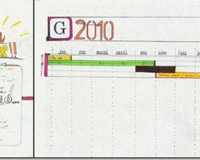 Calendari ed agende da scaricare e stampare su Ahhh Design