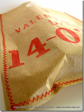 San Valentino: borsine fai da te per i regali del 14 febbraio