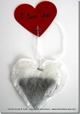 San Valentino: The e cuori per la colazione di domenica 14 febbraio