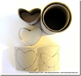 Decorazioni di san valentino scatoline fai da te a forma - Decorazioni san valentino fai da te ...