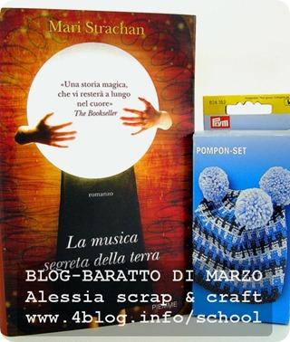 blog-baratto di marzo: libri e pon pon maker