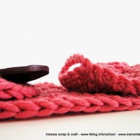 Shock Pink, l'ultimo collarino-scaldacollo della stagione