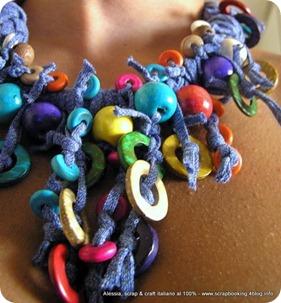 Colors Coconut Necklace 1
