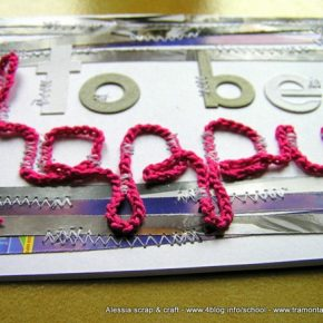 Card Sketch di SCC: To be Happy