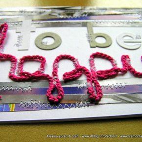 Card Sketch di SCC: To be Happy