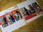 Scrapbooking: Happy Birthday per One More Scrap