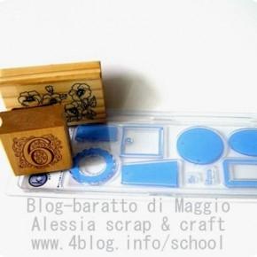 Reminder: blog baratto di Maggio